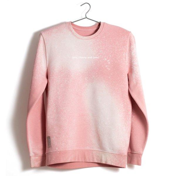 Felpa Star Dust Pink