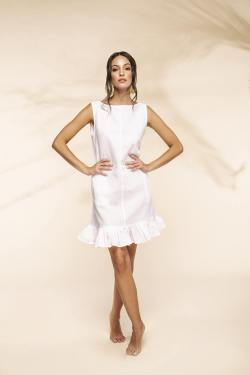 Vestito Bea Bianco