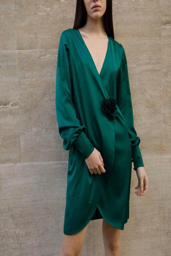 Abito Bellini Verde