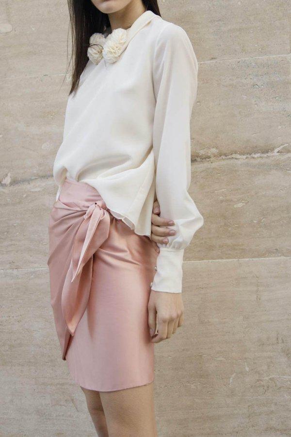 Mama Skirt Rosa