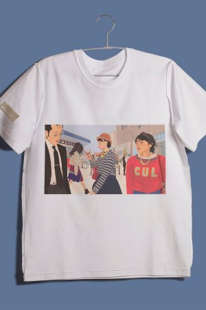 T-shirt Cul Tokyo