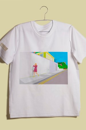 T-shirt A place to go