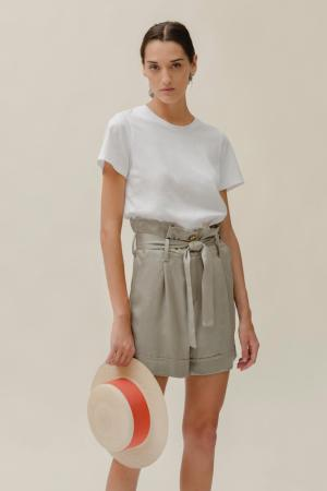 Candy Shorts Salvia