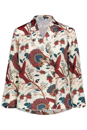 Kimono Blazer Bali Bianco