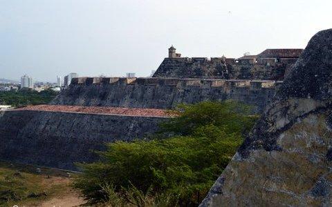 Forte Castillo de San Felipe de Barajas