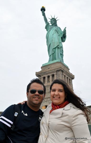 Nós em NYC em 2012