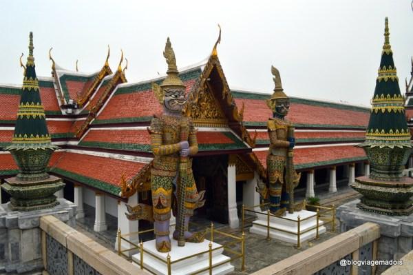 Um dos Edifícios do Grande Palácio