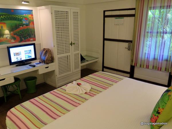 O quarto