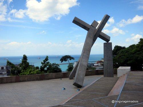 O monumento e o visual