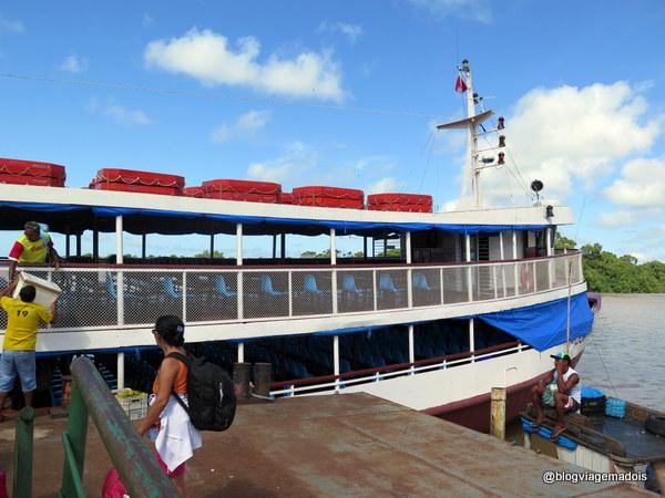 Como chegar a Ilha de Marajo