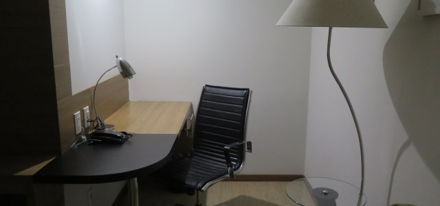 O mini escritório