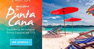 Promoção Zarpo: Welcome to Punta Cana
