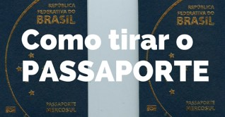 Como tirar o passaporte ou renovar