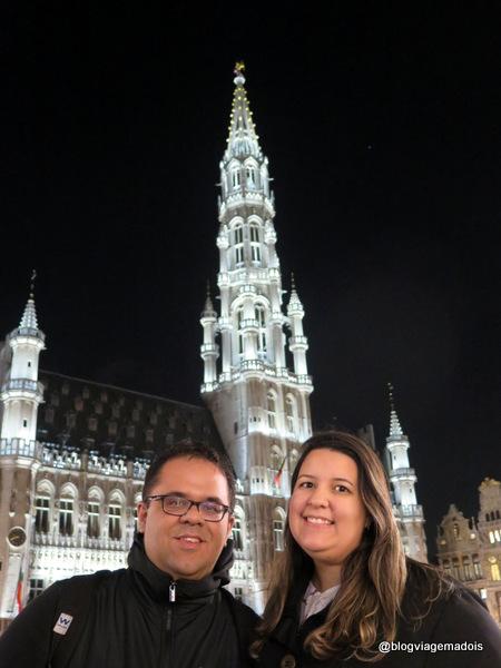 Roteiro em Bruxelas