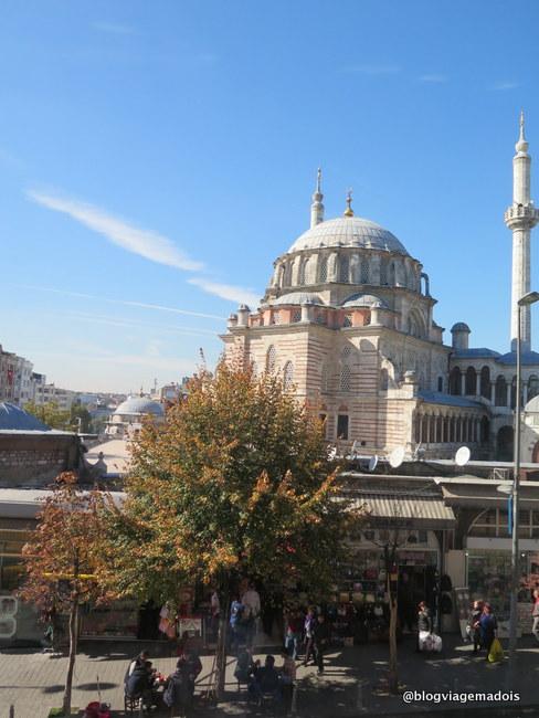 Onde se hospedar em Istambul