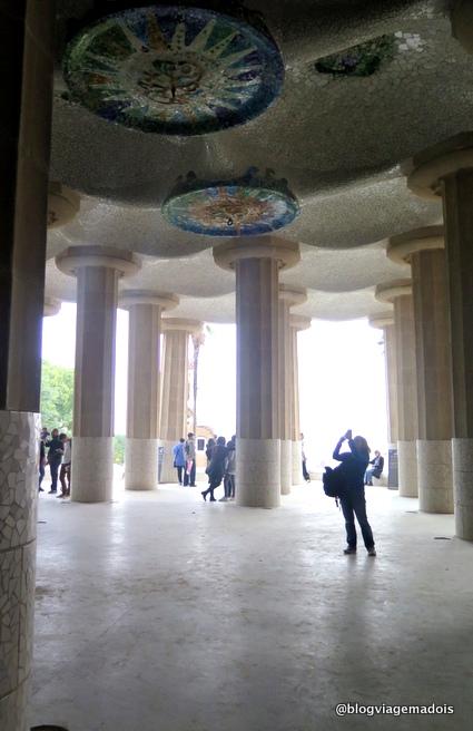 Visita ao Park Güell