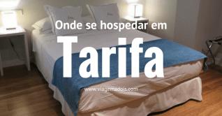 Onde se hospedar em Tarifa – Hotel Aristoy