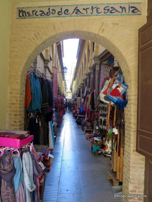 Um dia em Granada