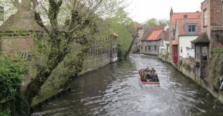 Bate e volta para Bruges – a partir de Bruxelas