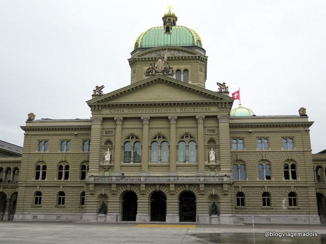 Um dia em Berna