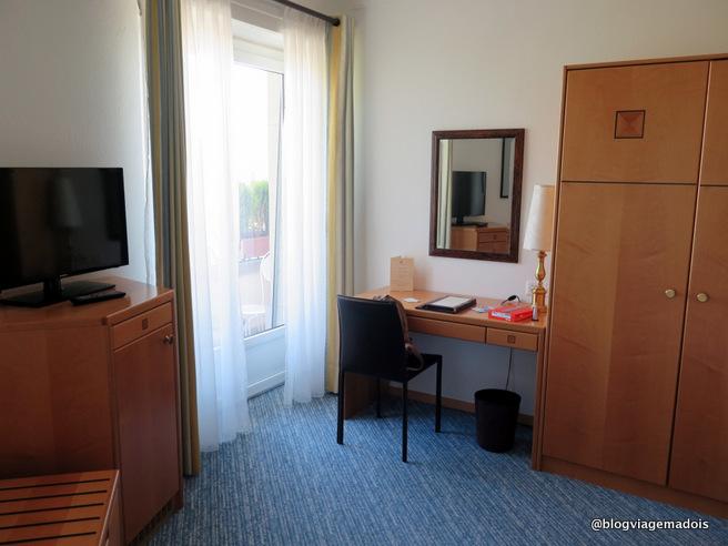 onde se hospedar em Genebra