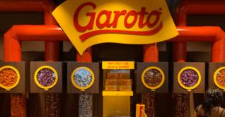 Visita a fábrica de chocolates Garoto em Vitória
