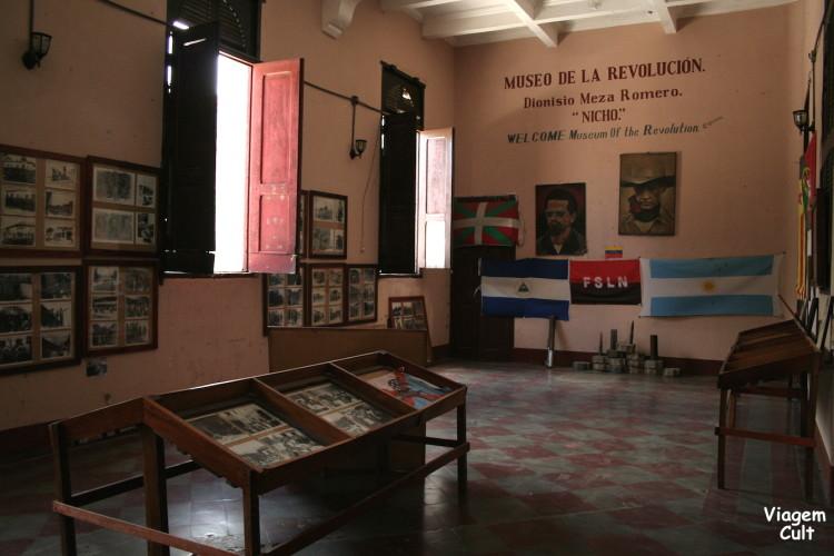 museo revolucionario león nicaragua