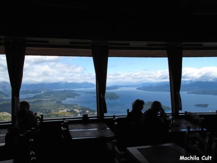 Este é o restaurante que gira 360 graus