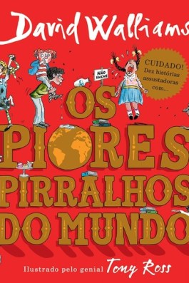 Resenha: Os piores pirralhos do mundo, de David Walliams