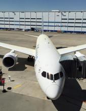 Air Europa foi a 1ª Companhia de Espanha a receber o B787