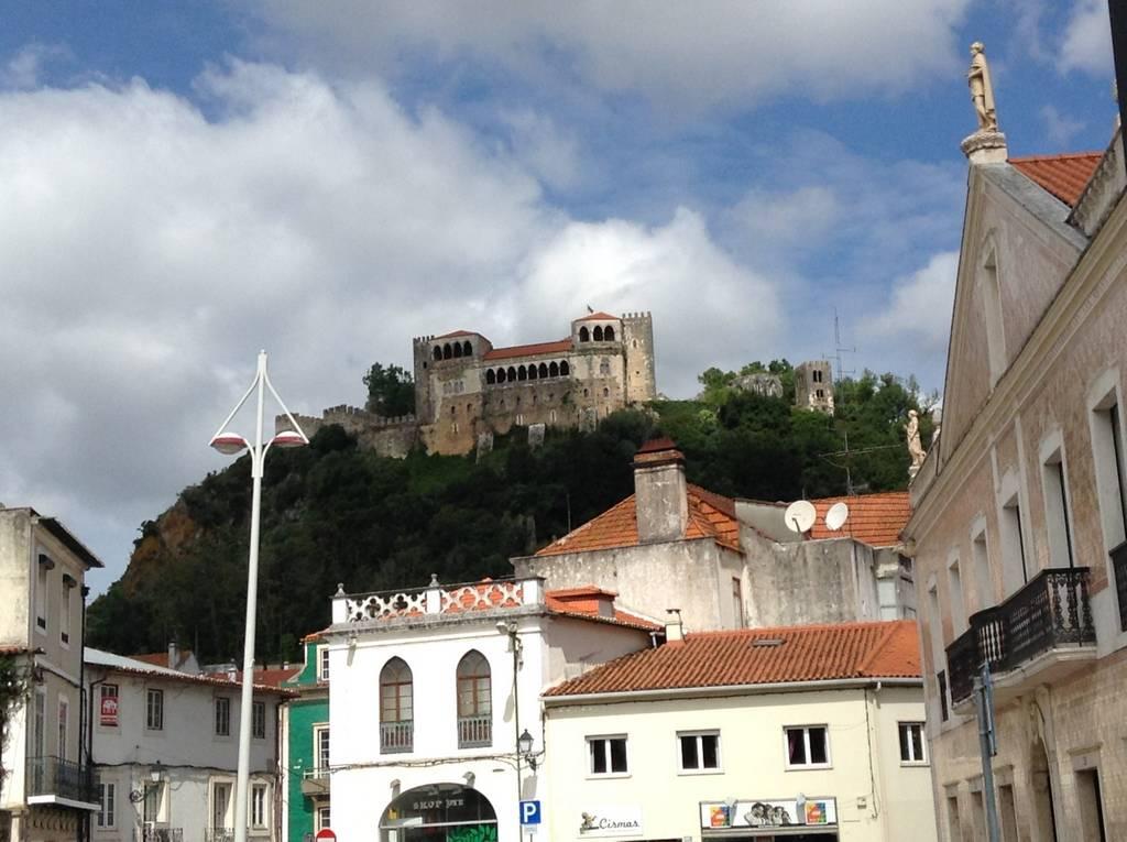 Vista do Castelo desde da cidade
