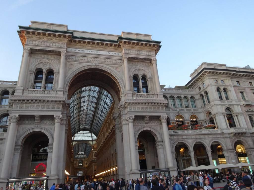 Roteiro de 1 dia em Milão - Itália