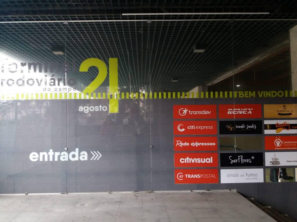 Terminal de autocarros