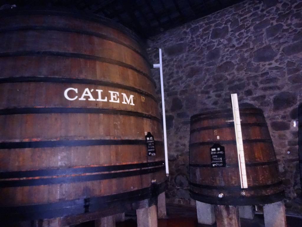 Caves de Vinho do Porto – Calem