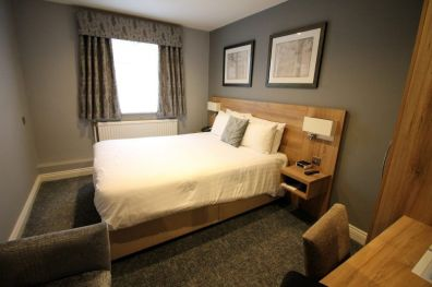Best Western Oxford Linton Lodge