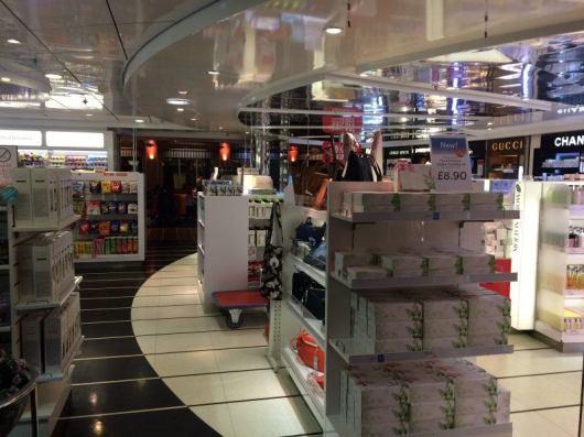 Free Shop do Stena Line