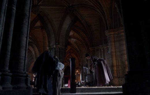 L'Hospital des Anges (Glasgow Cathedral - locação de Outlander em Glasgow)