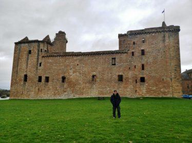Locações Outlander na Escócia: Linlithgow Palace