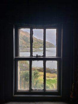 Um pouco do interior do Castelo Eilean Donan, na Escócia