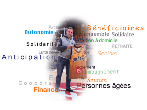 VIAGER SOLIDAIRE – Portrait de la semaine : Grégory, chargé du développement des partenariats de la SCIC Les 3 Colonnes.