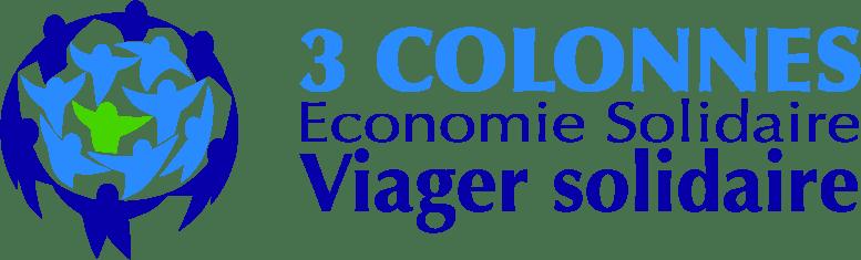 Logo SCIC Les 3 Colonnes