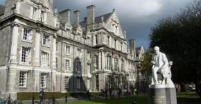 Dublino, dormire al Trinity College