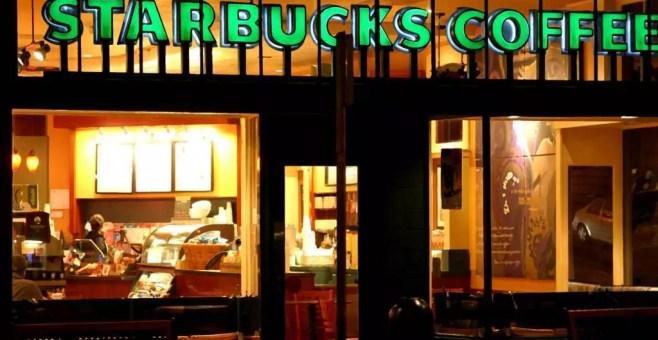 Starbucks sempre in viaggio