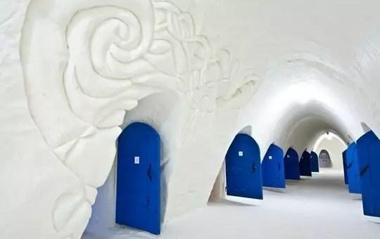 SnowCastle, Natale in igloo, un hotel speciale in Lapponia