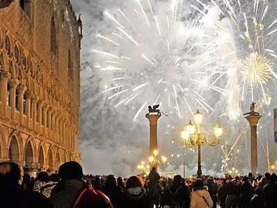 Capodanno a Venezia, la città più romantica d'Italia