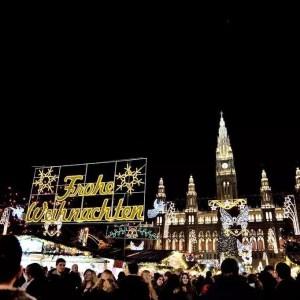 A Vienna i migliori Mercatini di Natale