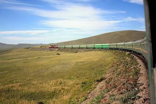 Transiberiana, in treno in viaggio verso l'est