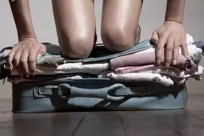 Cosa mettere in valigia, la lista di Andrea