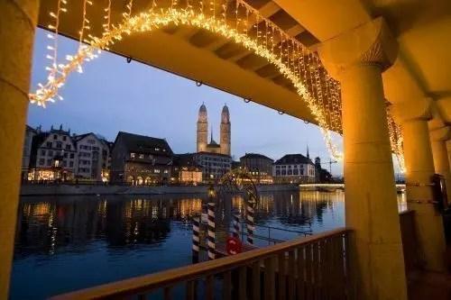 Il mio viaggio a Zurigo: mercatini e divertimento