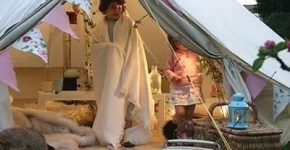 Glamping, il fenomeno dei campeggi di lusso